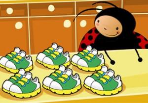 داستان کودکانه کفش دوزک