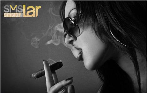 استتوس های مشتی سیگار - پیامک بسلامتی سیگار