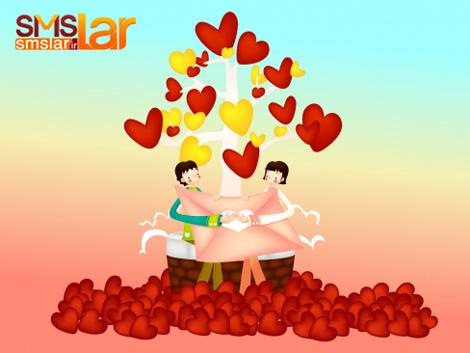 سری جدید عکس های عاشقانه فانتزی و کارتونی