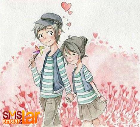 تصاویر عاشقانه دختر پسر - گالری عکس های عاشقانه دختر و پسر