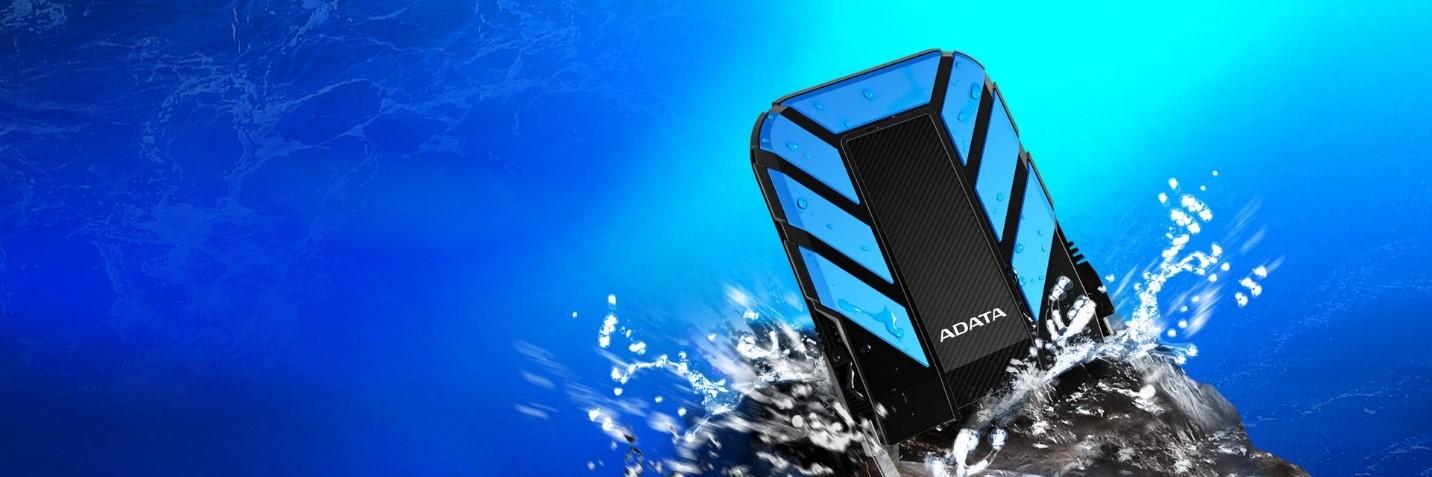 بررسی هارد ضد ضربه ای دیتا مدل ADATA HD710