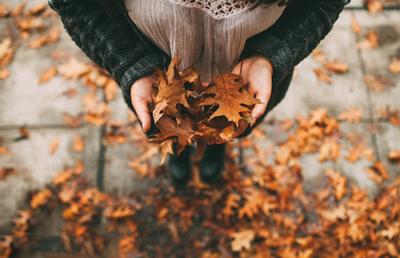 اس ام اس ورود به فصل پاییز